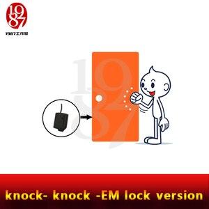 Image 2 - دعامات غرفة الهروب تدق عند الباب للهروب ، سر في الباب ، الباب الغامض ، لعبة الهروب من غرفة الحياة الحقيقية