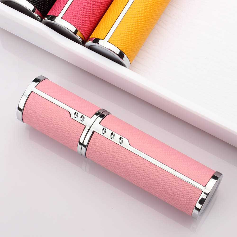 5ml Repeat Filling Portable Refillable Perfume Mini Empty  Spray Bottle With Fragrance Pump And Atomizer Bottle For Travel