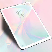 2020 NEW 4GB ram +64GB rom 10.1 inch Tablet Android 7.0 Octa Core Tablet pc 3G 4G LTE Wifi  IPS Dual SIM Cards GPS Tablets