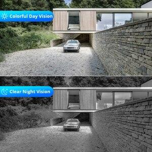 Image 5 - Hiseeu H.265+ 8CH 5MP AHD DVR Kit CCTV System 4Pcs 1080P 1920P HD Outdoor Waterproof Bullet Camera P2P Security Surveillance Set