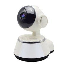 720P IP Camera Wi-Fi Wireless Surveillance Camera P2P CCTV Wifi Ip Camera Free APP V380 Home Security Cam Baby Monitor lintratek ip surveillance camera wi fi hd 720p mini wifi camera wireless onvif p2p security camera baby monitor babyphone ip cam