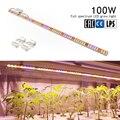 Volle Geführte spektrum Wachsen Licht Rohr LED Phyto Lampen Wachsen LED Lampe Bar Licht Hydrokultur Pflanzen Wachstum Licht Lampe Für pflanzen Blumen