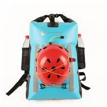 Wasserdichte Dry Bag Roll Top Rucksack 30L Motorrad Trockenen Sack Rafting Tasche Wasserdicht Tasche Bolsa Impermable Moutain Ozean Tasche