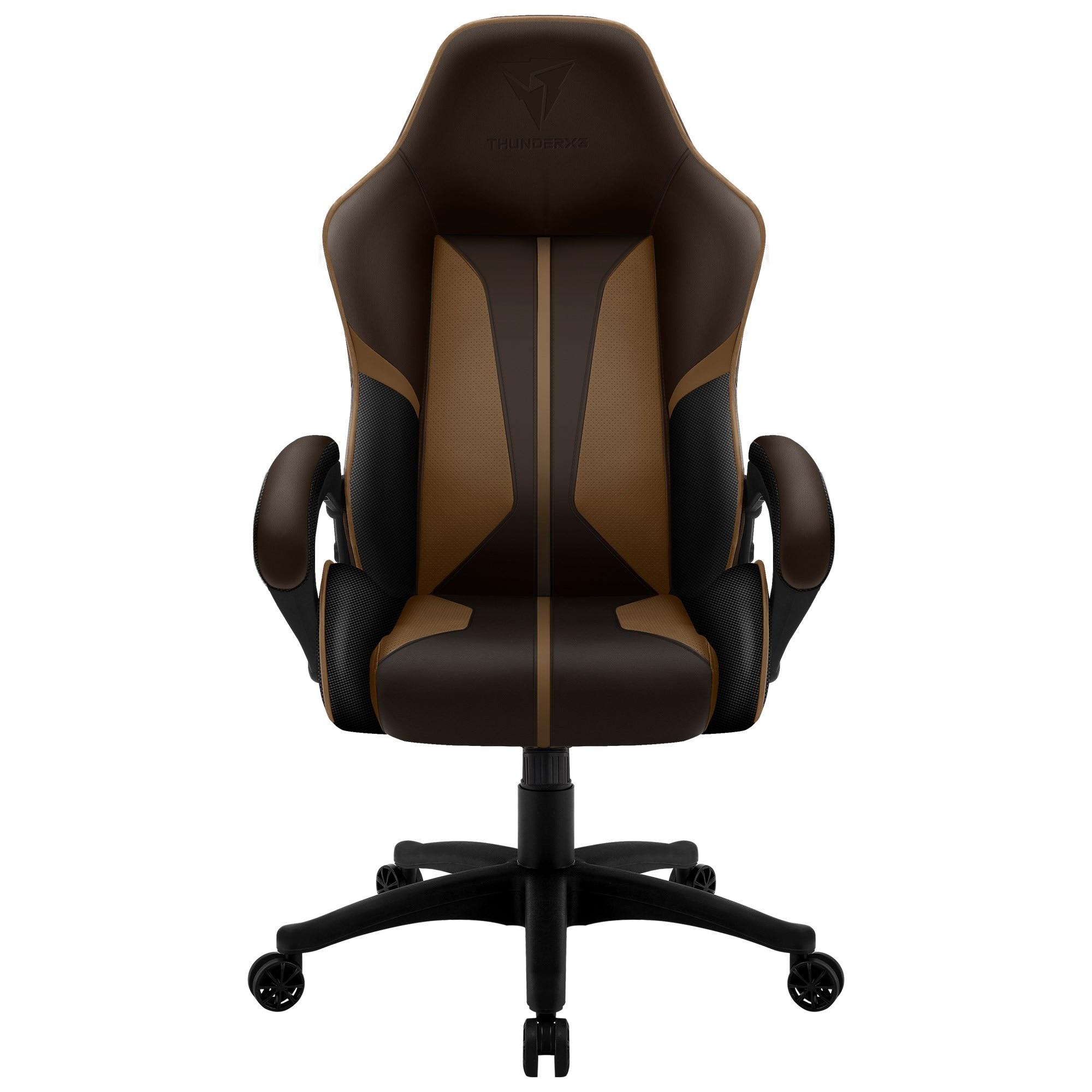 ThunderX3 BC1 Boss, Siilla Gaming Technology AIR, Chocolate Color