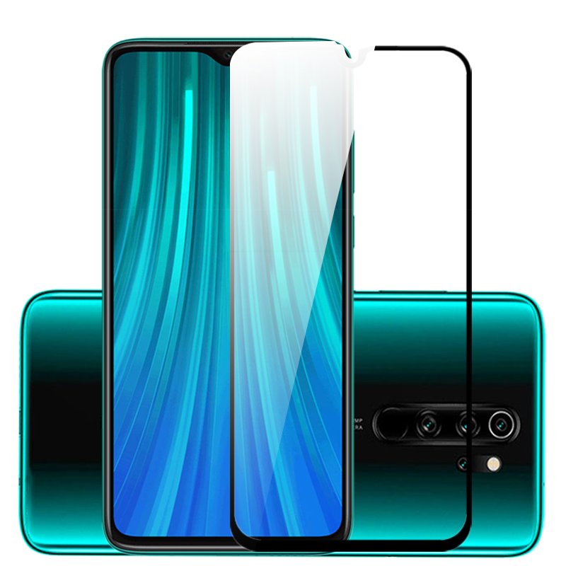 Full Cover Tempered Glass For <font><b>Redmi</b></font> <font><b>Note</b></font> 8 <font><b>Pro</b></font> Protective Glass For <font><b>Xiaomi</b></font> <font><b>Redmi</b></font> <font><b>Note</b></font> 8 Note8 Xiomi Not 8 <font><b>7</b></font> Phone Film Protector image
