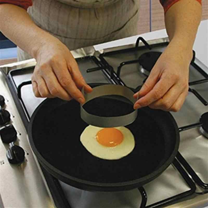1PC Round Non-stick Teflon Tahan Panas Padt Pan Pad BBQ Memasak Mat Goreng Liner Lembar Memasak Pad kue Alat Dapur Grill Mat
