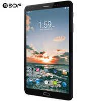 Tableta Pc BDF de 8 pulgadas Android 6,0, 3G/4G LTE, llamada de teléfono con tarjeta SIM, pantalla 2.5D de 1GB/32GB Quad Core 1280*800, tabletas IPS 7 8 9 10 pulgadas
