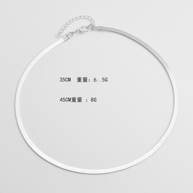 Clavicle Necklace  5