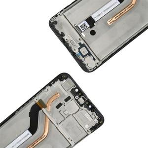 "Image 5 - 2246*1080 الأصلي 6.18 ""ل شاومي Poco F1 LCD تعمل باللمس محول الأرقام الجمعية ل Mi Pocophone F1 عرض استبدال"