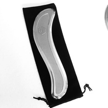 New 304 stainless steel guasha massage tool for face back arm Skin Care Scraping Body healt