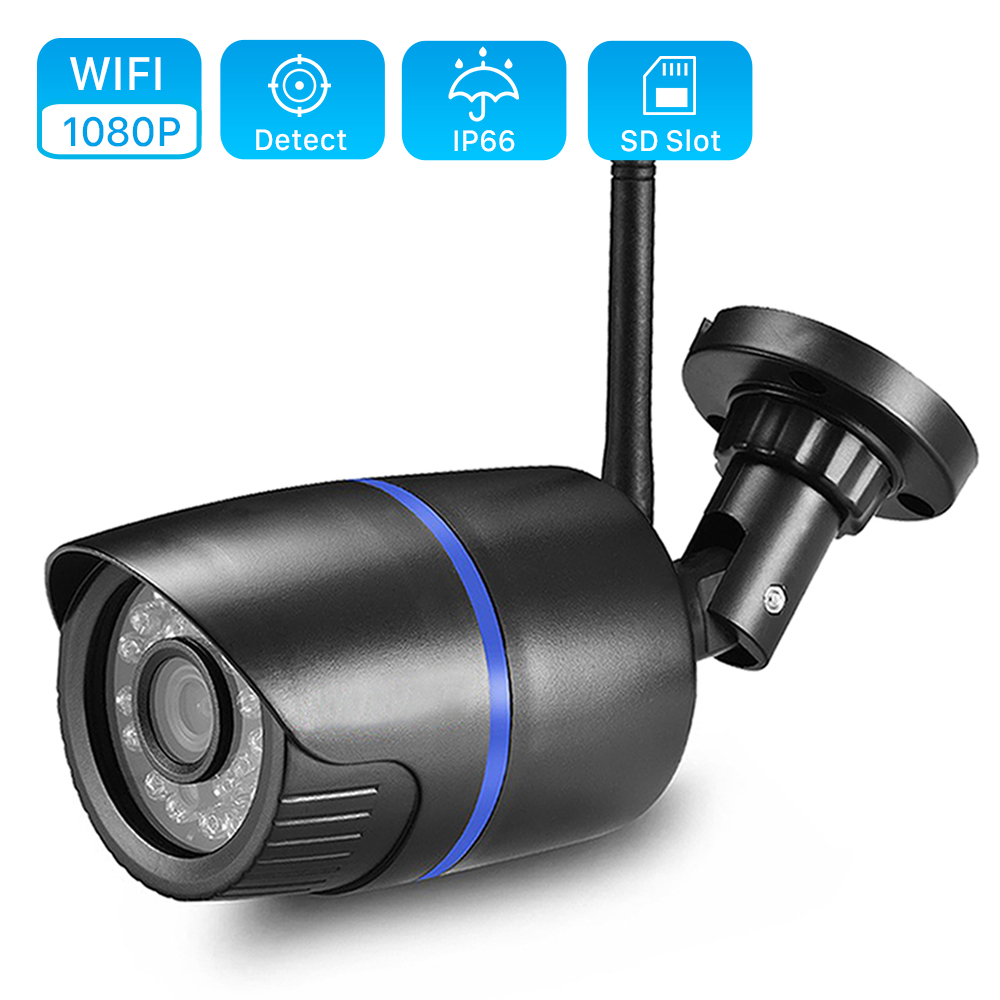 Ip-Camera Surveillance Cloud BESDER Home Security Yoosee CCTV Night-Vision 720P 1080P