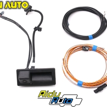 Guidance-Line Rear-View-Camera A4 B9 Highline 3V0827566M Allroad Audi FOR NEW Water-Wash