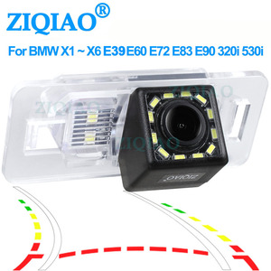 ZIQIAO for BMW X1 X3 X4 X5 X6 E46 E60 E61 E72 E83 320i 530i Night Vision Parking Monitor Wireless Dynamic Track Camera HS023D(China)