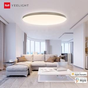 Image 3 - YEELIGHT 50W Smart LED Ceiling Lights Colorful Ambient Light Homekit smart APP Control AC 220V For Living Room