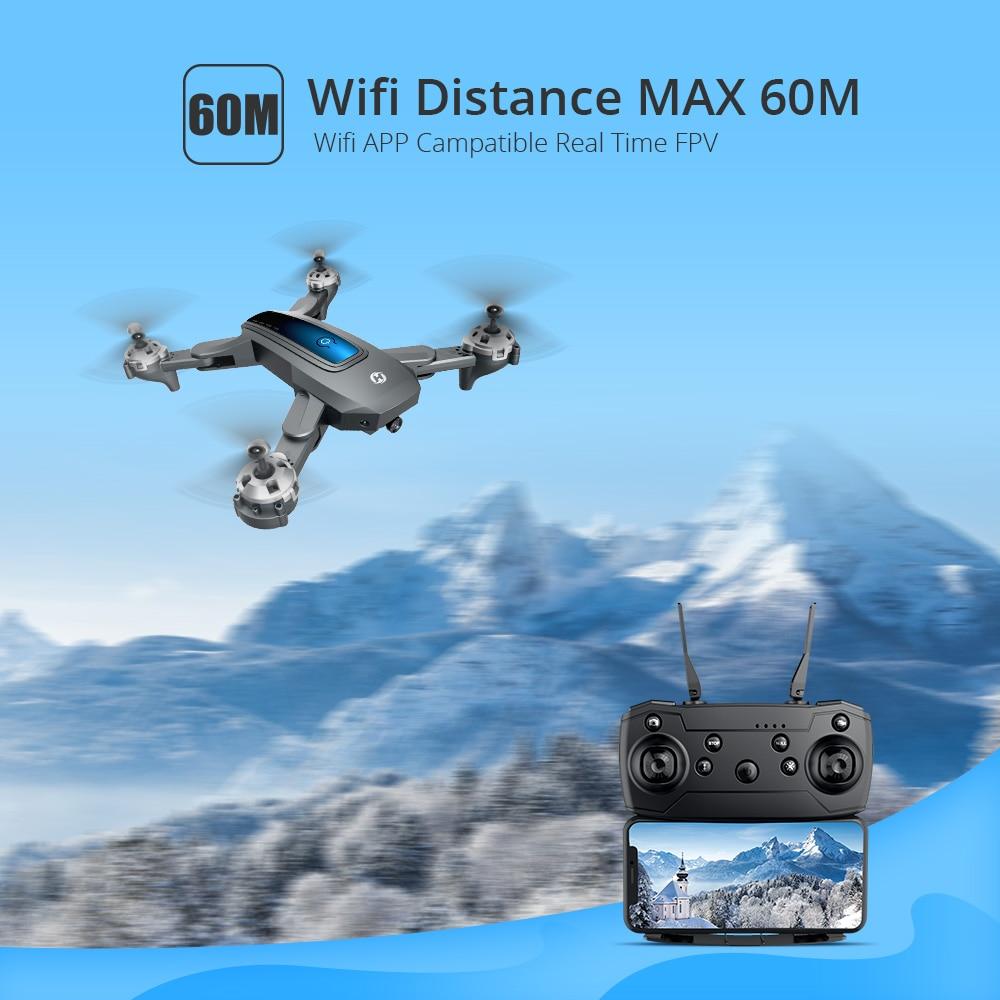 Купить с кэшбэком Holy Stone HS240 4K Drone HD Camera Profesional Foldable RC Dron Quadrocopter Quadcopter Drone 200MP 720P for Kids HolyStone