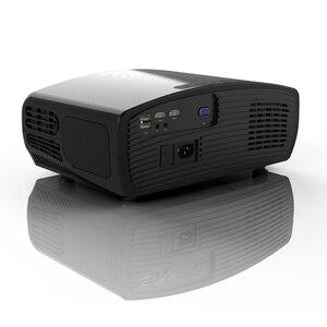 Image 5 - Wzatco c2 1920*1080p hd completo 200 polegada ac3 4d keystone led projetor android 10.0 wifi portátil 4k casa teatro beamer proyector