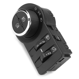 Image 2 - GM13301749 Car Fog Lamp Headlight Switch Button Without AUTO for Chevrolet Cruze J300 1.4 1.6 1.7 Chevy