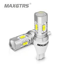 2x Cree Chip Xbd 50W T15 W16W 921 912 Led Back Light 12V 24V Auto Omkeren Lamp backup Licht Richtingaanwijzer Brake Lamp