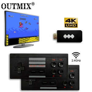 OUTMIX 4K HDMI Video Game Cons