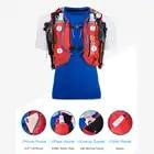 AONIJIE Advanced Skin Hydration Backpack Hiking Trail Running Marathon Race Pack Bag Vest Soft Water Bladder Flask 12L - 3