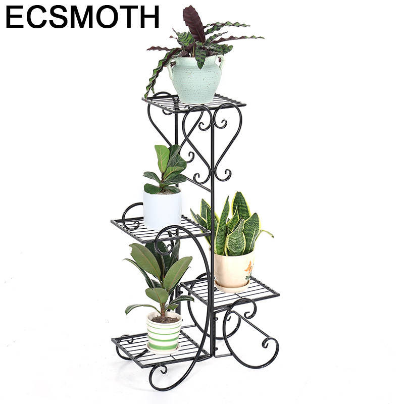 Mensole Per Fiori Mensola Porta Piante Varanda Shelves Terrasse Decoration Decorer Balcon Balcony Balkon Shelf Flower Iron Rack