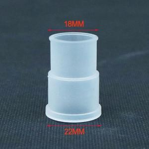 Image 2 - 20 個在宅医療機器霧状カップ空気圧縮機ネブライザー薬瓶アレルギー吸入器エアゾール薬 6 ミリリットル 10 ミリリットル