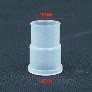 Image 2 - 20pcs Home Medical equipment Atomized Cup Air Compressor Nebulizer Medicine Bottle Allergy Inhaler Aerosol Medication 6ml 10ml