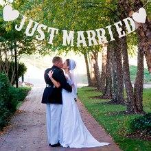 Bandeira de casamento, bandeira de casamento, decoração de casamento, adereços fotográficos, romântico, dia dos namorados, evento, suprimentos para festa
