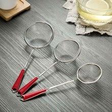 Kitchen Gadgets Strainer FILTER-SPOON Coland Oil-Skimmer Food-Net Cook-Tools Fine-Mesh