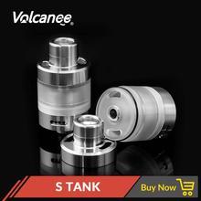 Volcanee sxk s 3.5ミリリットル容量316ステンレス鋼シングルコイルrta 510スレッド吸う電子cig vs後背位リロードrta
