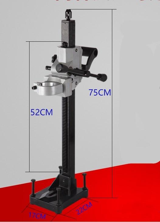 Diamond drill stand. Diamond rhinestone bracket. Electric drills use up to 180mm diamond drill bits