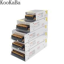Interruptor LEVOU fonte de Alimentação do Transformador Para WS2811 DC12V WS2815 1A 2A 3A 5A 6.5A 8.5A 10A 12.5A 16.5A 20A 25A 30A 40A 50A 60A