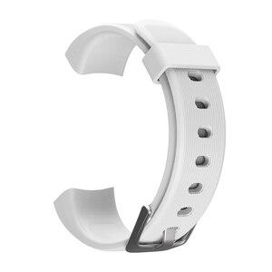Image 2 - Letike GT101 Intelligente del braccialetto cinturino di ricambio Originale di Ricambio Cinturino Da Polso per GT101 Braccialetto Intelligente GT101 supplementare di ricambio