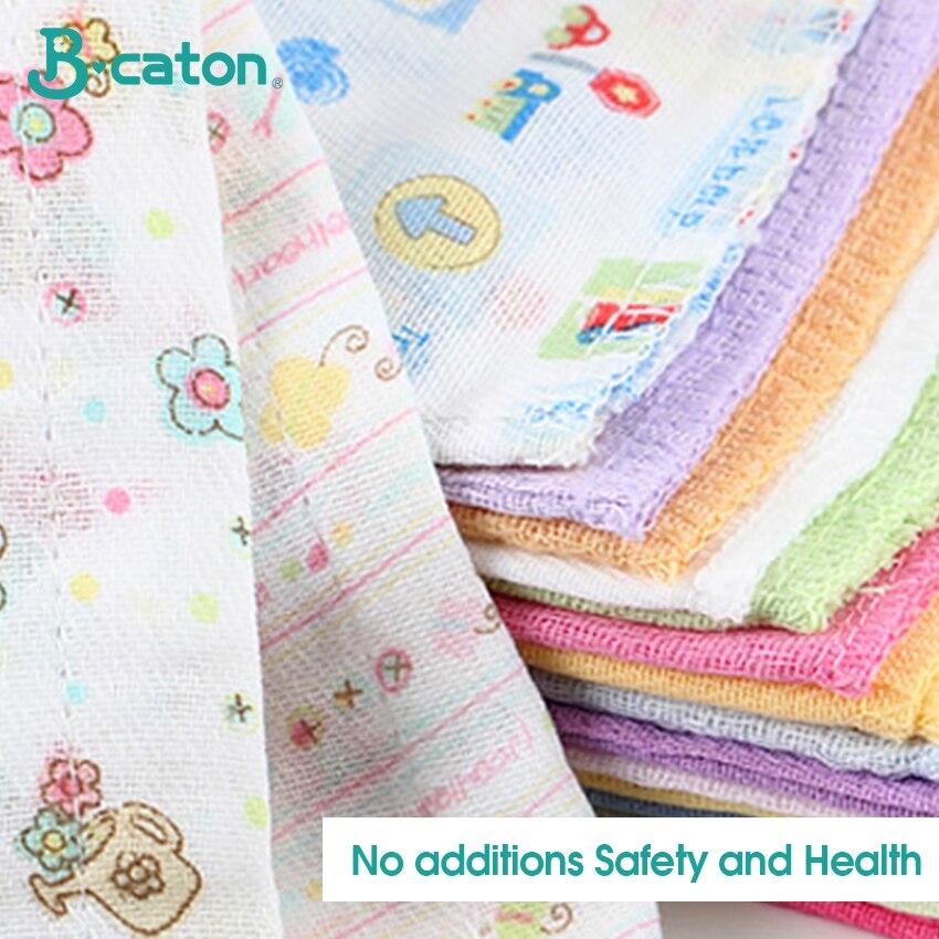 Купить с кэшбэком Baby Diaper Cotton Cloth Diapers Reusable Washable 100% Cotton Birdseye Fabric Breathable Cute Cartoon Printing 50*36Cm