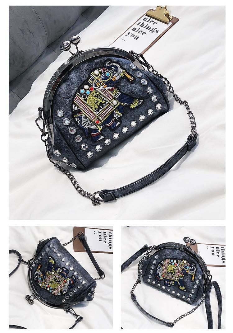 women's handbags kiss lock bag bags (14)