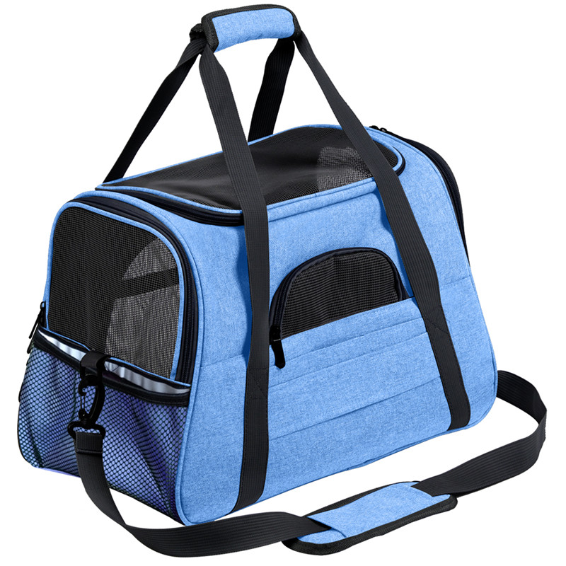Portable Small Dog Backpack Carrier 8