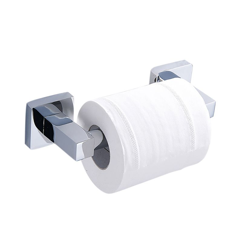 Kitchen Toilet Paper Holder Hanging Bathroom Toilet Paper Holder Tissue Holder Roll Paper Holder Towel Rack Stand Home Organizer