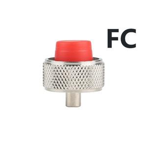 Image 4 - OTDR Transfer Connector FC ST SC LC อะแดปเตอร์ OTDR Fiber Optic Connector สำหรับ Optical Time Domain Reflectometer เส้นใยอะแดปเตอร์