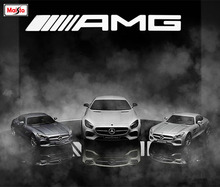 Maisto 1:18 Mercedes Benz AMG GT Alloy car model die-casting model car simulation car decoration collection gift toy 1 18 scale mercedes benz sls amg roadster diecast car model welly gt autos red