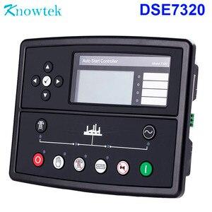Image 1 - مولد وحدة تحكم آلية DSE7320 استبدال DSE 7320 AMF ATS مولد المولد