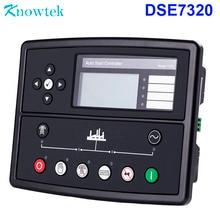 Generador controlador automático DSE7320 reemplazar DSE 7320 AMF ATS generador Genset