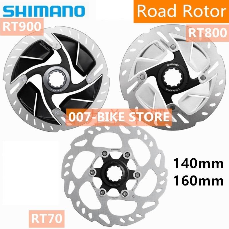 Shimano SM-RT900 Dura Ace IceTech 140//160mm Center Lock Rotor Road Bike