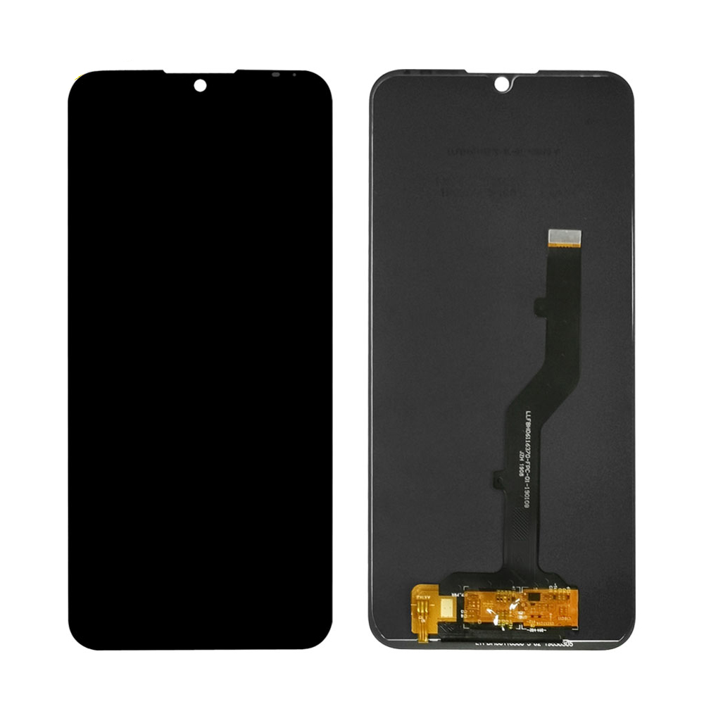 For ZTE Blade A7 2019 2019RU P963F02 LCD Display With Touch Screen Digitizer Assembly Black Color With Tools