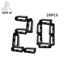 Rubber Replacement Watch Strap Band Keeper Loop Security Holder Retainer Ring For Garmin Fenix 6X 6X 6 Pro 5X 5S 5 5 Plus 3 HR