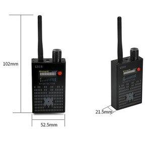 G318 + wireless scanner signal