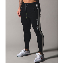 Hot 2020 New Bodybuilding Fitness Pants Men Fashion Gym Work