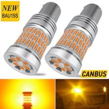 Led Turn Signal Light PY21W BAU15S 1156 Bulbs On Cars Accessories Automotive Goods Diode Lamp For Golf 7 4 6 Mk7 5 gti Mk5 Mk2 M