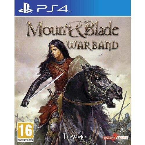 Крепление и лезвие: Warband PS4