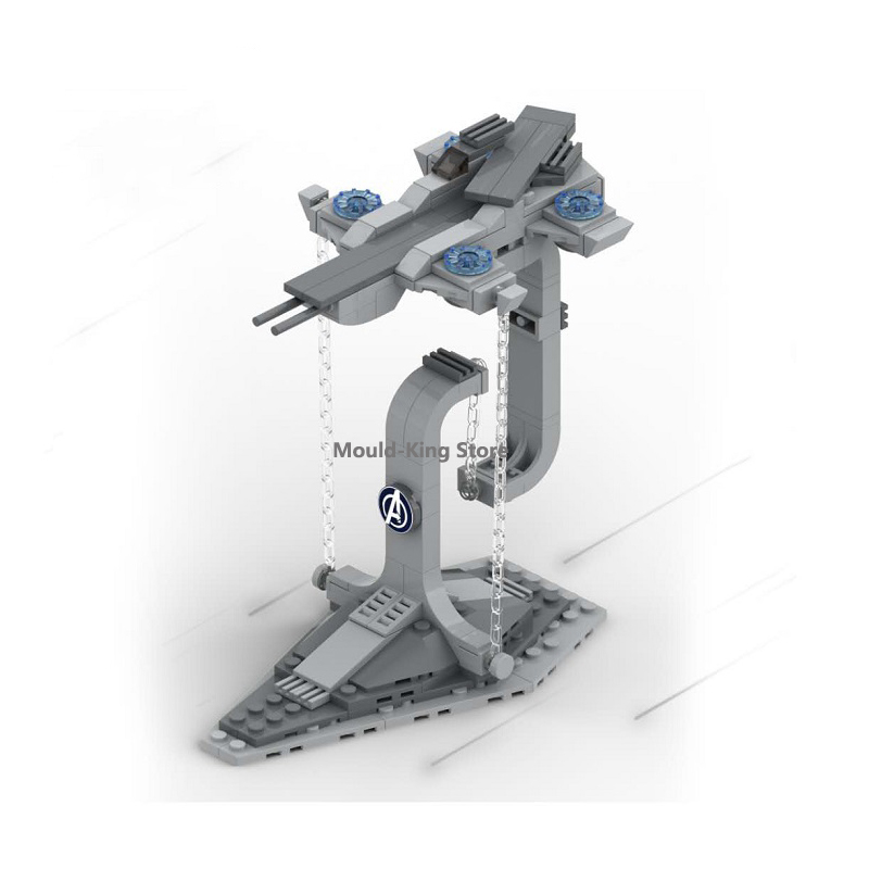 Tensegrity Sculptures Anti-Gravity Creative Building Blocks Dynamic Physics Balance Novel DIY Bricks Toys For Kids Child Gift