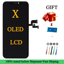 Premium Quality OLED Lcd For iPhone X Display Wholesale Price No Dead Pixel For iPhone X XR XS Screen 100% Test Good 3D Touch